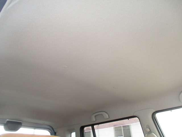 天井も目立つ汚れ無くキレイです♪