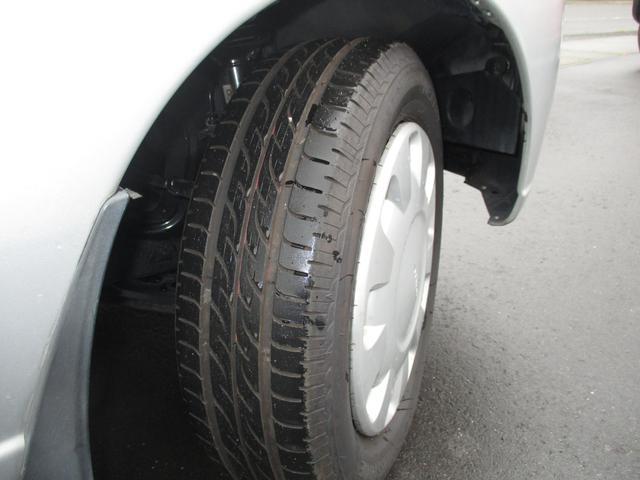 タイヤの溝もタップリです♪