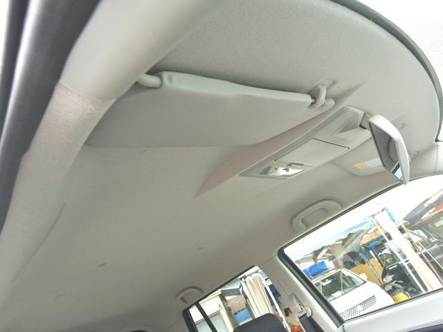 天井です こんなにキレイな状態です! シートキレイ・車内キレイですよ! タバコ臭無し! バッテリー交換付総額!