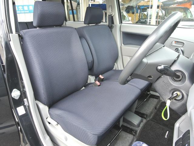 フロントシート 走行少ないのでシートキレイ車内キレイですよ! タバコ臭無し! バッテリー交換付総額!