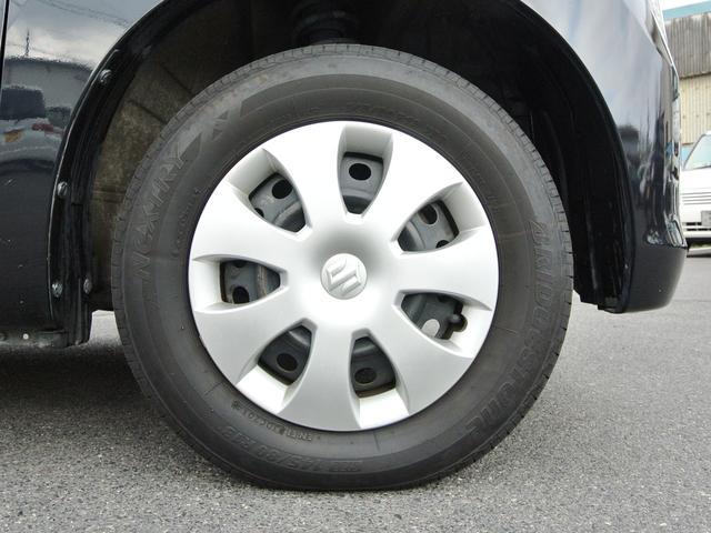 タイヤ4本8~9分山ぐらいです! しばらくはタイヤ交換の心配無用です! バッテリー交換付総額!