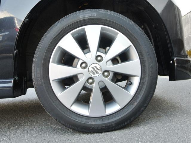 純正アルミ・エアロ バッテリー&タイヤ4本交換付総額! タイヤ4本新品です! しばらくはタイヤ交換の心配無用です!