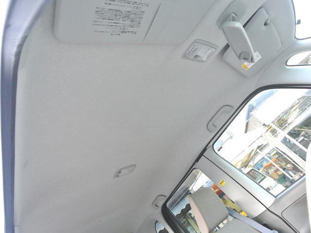 天井です こんなにキレイな状態です! シートキレイ・車内キレイですよ! タバコ臭無し! タイヤ2本交換付総額!