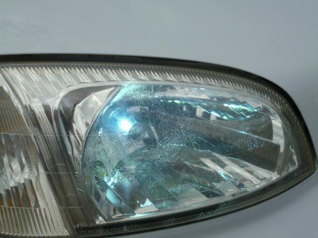 HIDライトも付いて夜のドライブも安心です!