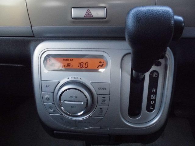 操作しやすいインパネATシフト、快適なオートエアコンです♪