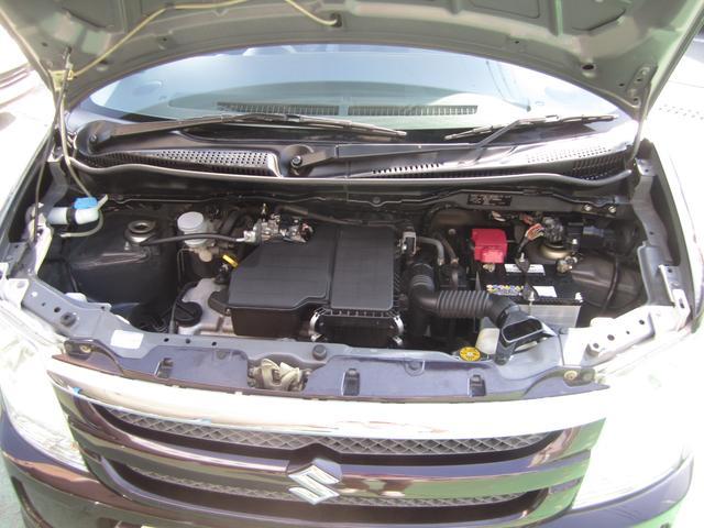 タイミングチェーン式のエンジンです!