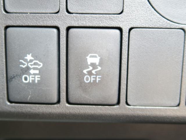 横滑り防止装置が付いているので、急カーブや悪天候時も安心して運転できます♪