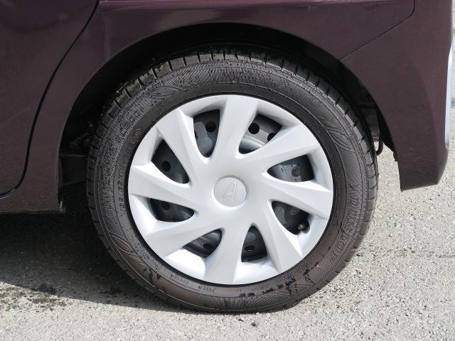 タイヤの溝もしっかり残っていて安心です☆