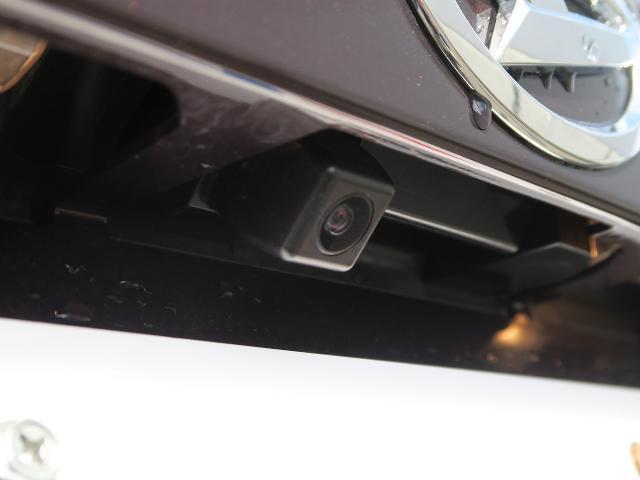 バックカメラがついてるので狭い駐車場でも安心してとめられます♪
