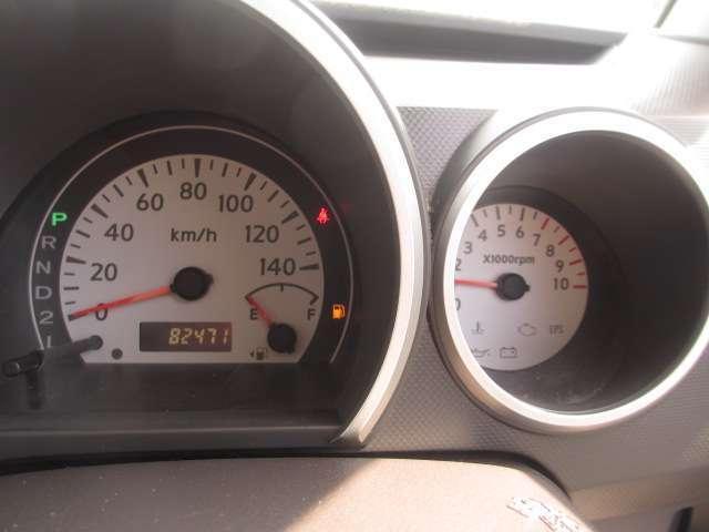 走行82500キロ!タイミングチェーン車で安心!