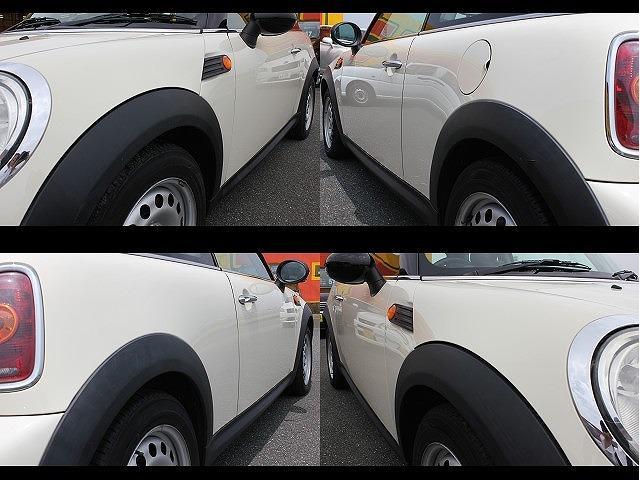 保管の状態が大変良好だったため、キズ、ヘコミなく車のボディーが鏡のように映し出しております。キズ、ヘコミがあるとここまで綺麗には映し出せません!!