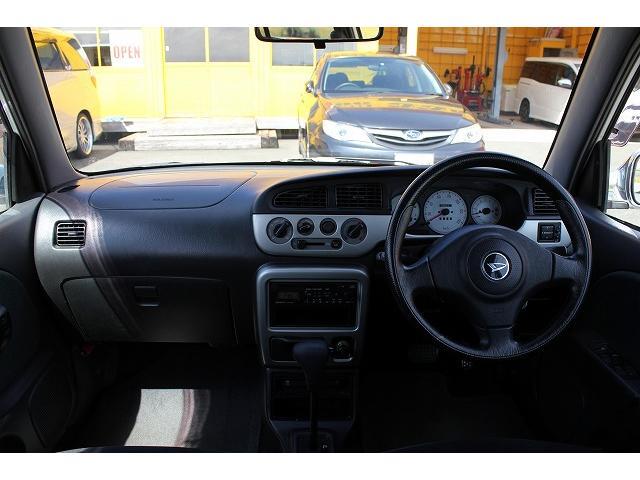 インテリアもクラシック!レトロなデザイン!年数のわりには車内がキレイです!