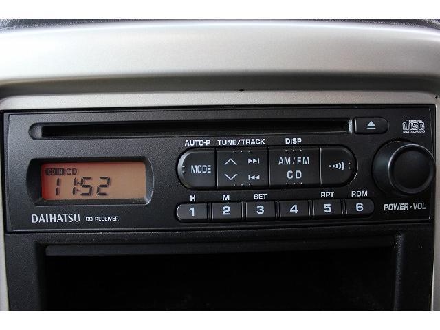 CD、ラジオが使えます。ナビゲーションなどの取付け持込みも別途お請けいたしますので、ぜひ!ご相談下さいませ!