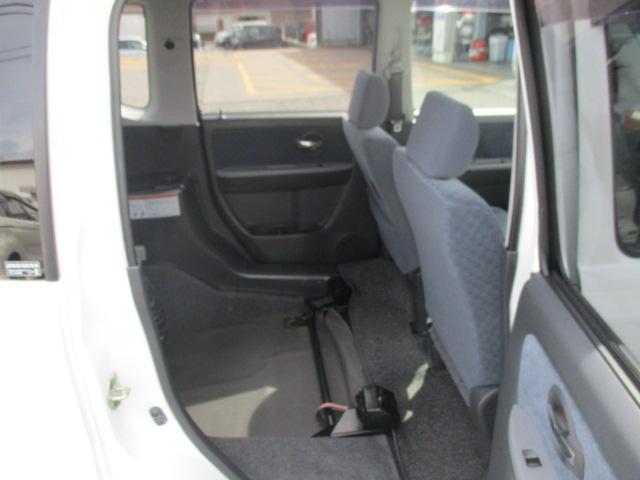 車いす1台固定可能