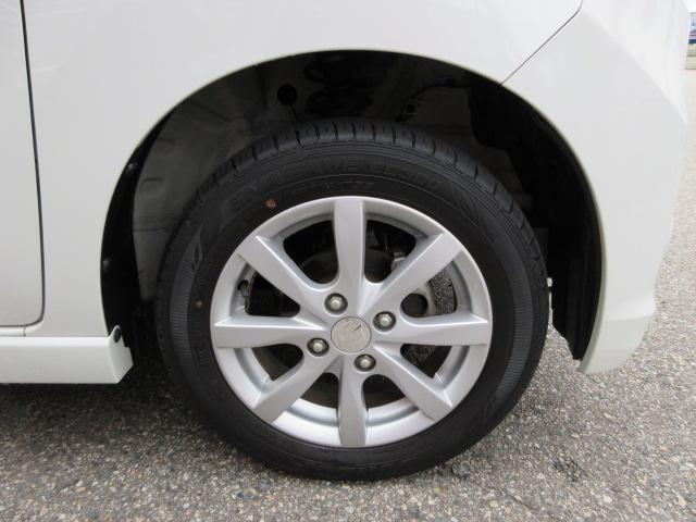 タイヤサイズは155/65R14 銘柄はダンロップエナセーブ新車装着タイヤです。カー用品業界のオートバックスです。タイヤの状態も正確にお伝えしております。