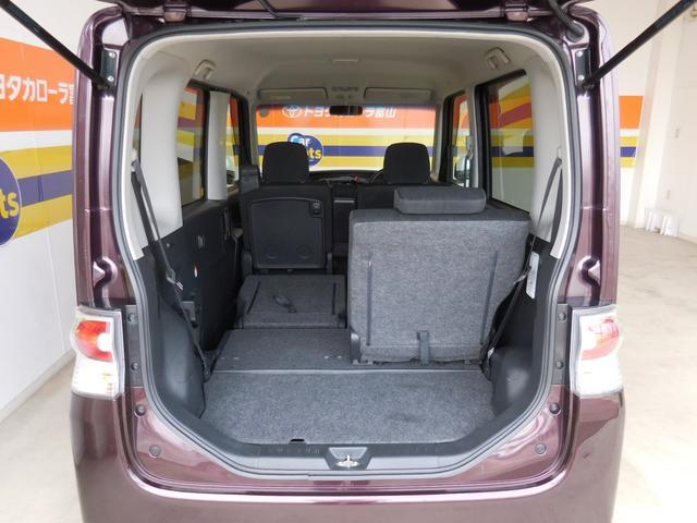 簡単な操作で荷物の大きさやシーンに合わせて、多彩なシートアレンジが可能。使い勝手のよい空間をコーディネイトできます♪