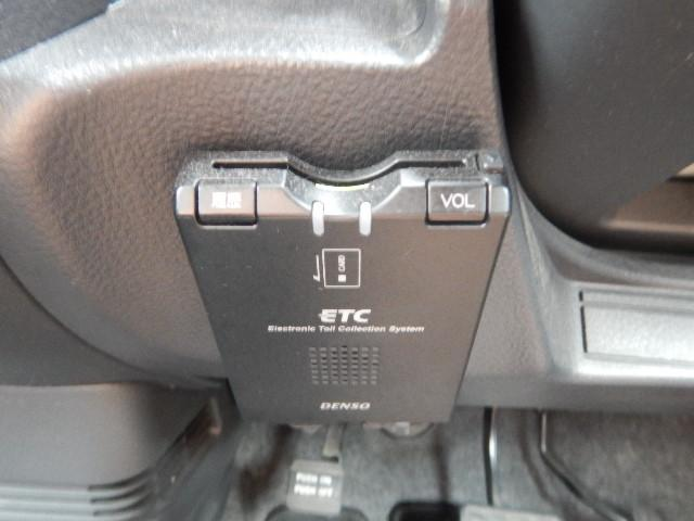 ETC装備で高速道路の強い味方です☆