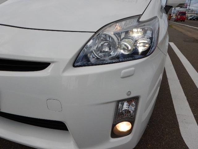 LEDヘッドライトで次世代の輝きです☆