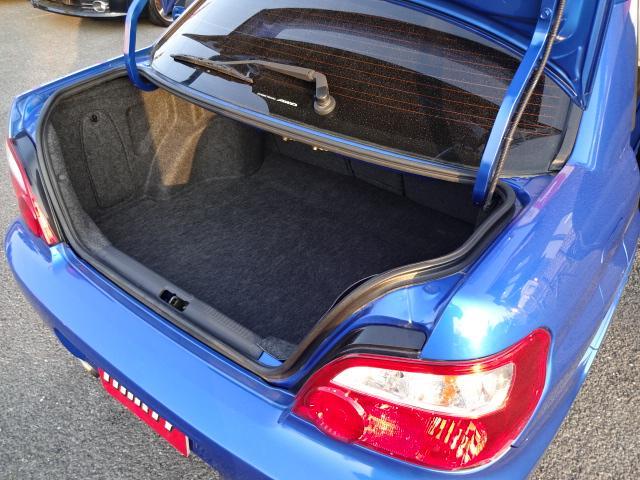 WRX STi4WD E型 GRB用シート アルミ 車高調(13枚目)