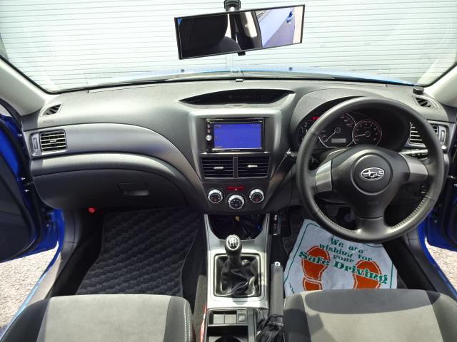 1.5i-S 4WD 5速マニュアル フジツボマフラー(9枚目)