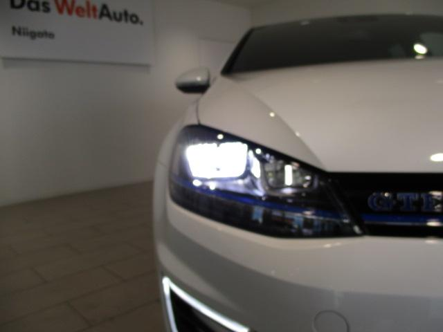 フォルクスワーゲン VW ゴルフGTE GTE