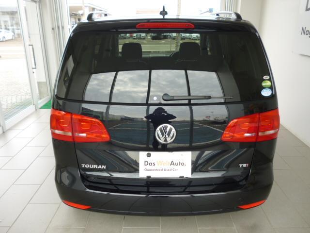 フォルクスワーゲン VW ゴルフトゥーラン TSI Comfortline Navi ETC