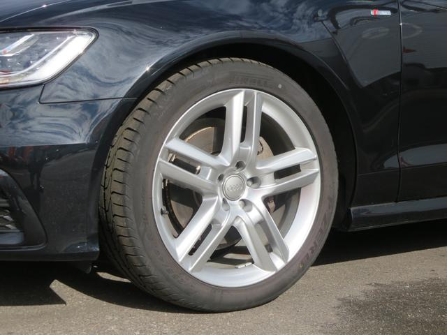 アウディ アウディ A6 2.8FSIクワトロ 認定中古車 S−line LEDライト