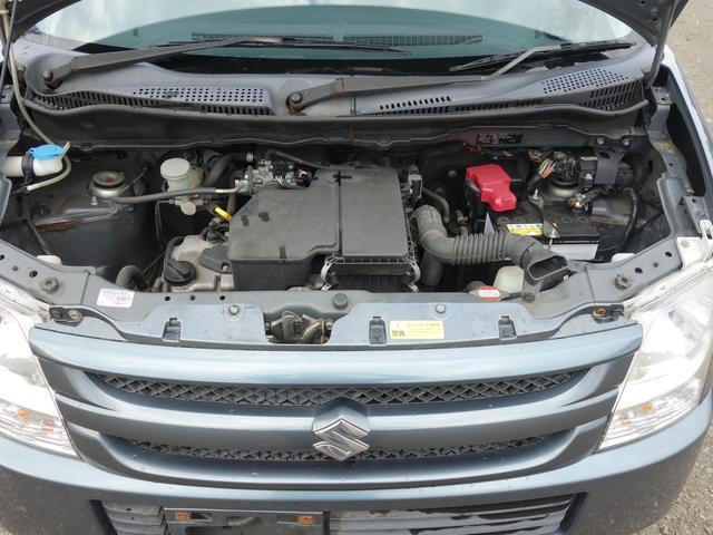 スズキ ワゴンR FX 4WD ETC