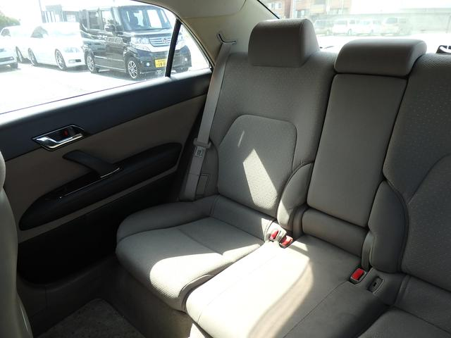 トヨタ マークX 250G FパッケージLTD 純正DVDナビ HIDライト