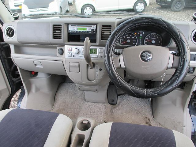 スズキ エブリイワゴン JP 4WD ETC キーレス