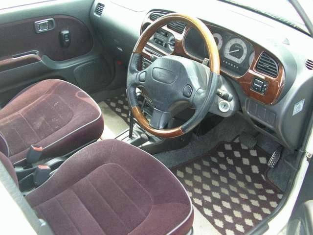 ダイハツ ミラジーノ ジーノ アルミ キーレス CD 運転席エアバッグ フル装備