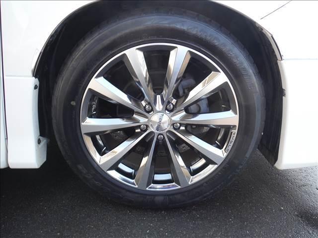 トヨタ ヴェルファイア V Lエディション4WDメーカーHDDナビプレミアムサウンド