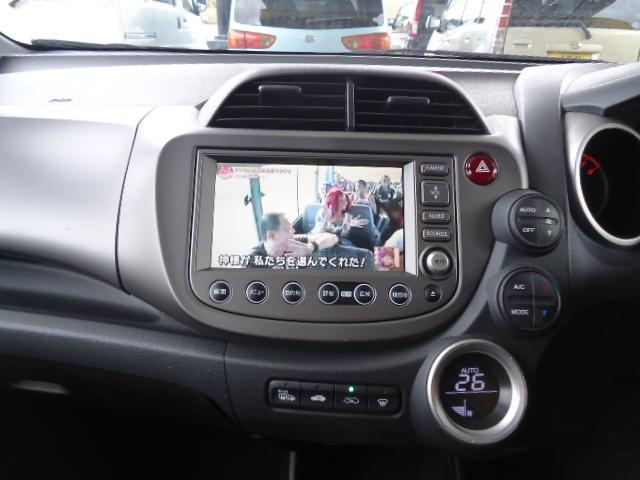 ホンダ フィット L HDDナビワンセグTV バックカメラ ETC