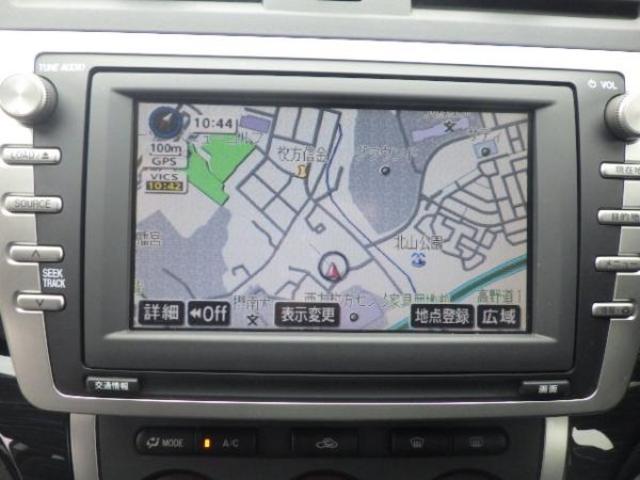 マツダ アテンザスポーツワゴン 25S HDDナビ ETC HID アドバンストキー