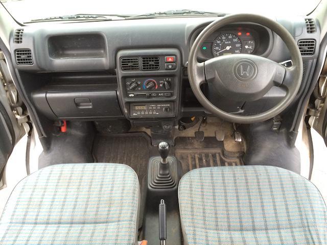 ホンダ アクティバン 4WD タイベル交換済 5MT