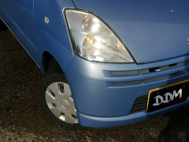 スズキ MRワゴン G タイミングチェーン ベンチシート キーレス CD