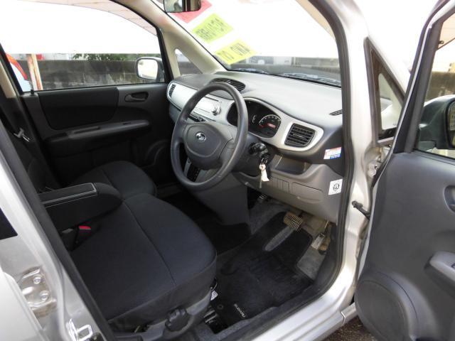 スバル ステラ R 4WD CVT