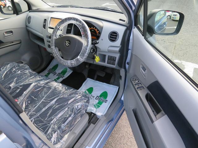 スズキ ワゴンR FX 電格ミラー キーレス Wエアバッグ