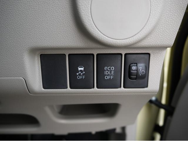 スバル ステラ L 届出済未使用車 アイドリングストップ