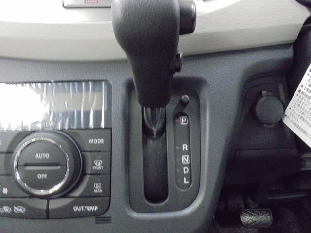 スズキ ワゴンR FX 届出済未使用車 オーディオレス