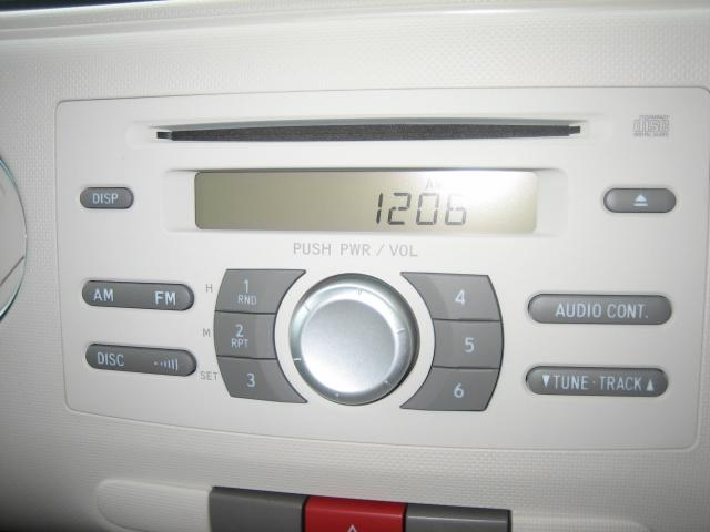 ダイハツ ミラココア ココアX スマートキー CD オートエアコン