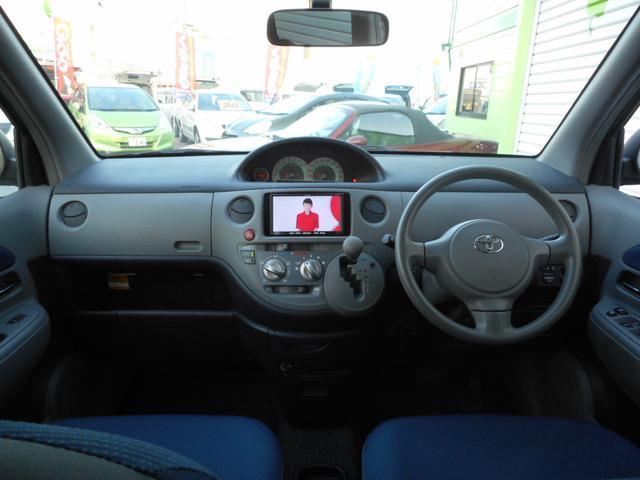 トヨタ シエンタ X 社外ナビ TV バックカメラ ETC 両側スライドドア