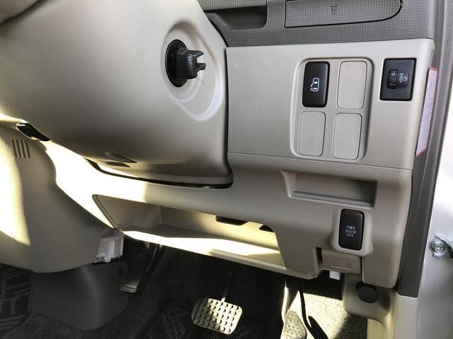 ダイハツ タント X4WDセレクション