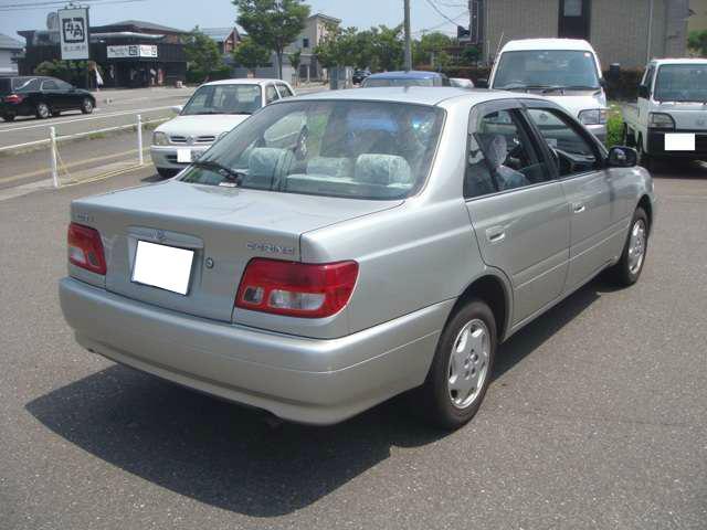トヨタ カリーナ Ti 4WD キーレス CDナビ ETC ミラーヒーター