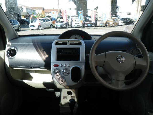 日産 オッティ S タイベル済 4WD シートヒーター 5MT