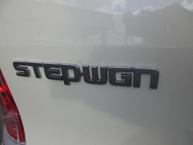 ホンダ ステップワゴン L ストラーダメモリーナビ フルセグ