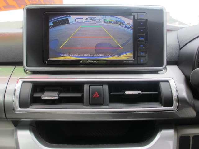 ダイハツ キャスト スタイルG SAII 4WD ナビTVバックカメラ