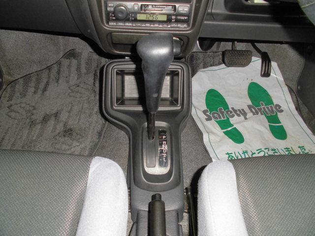 スズキ アルトワークス リミテッド 4WD ABS 純正エアロ