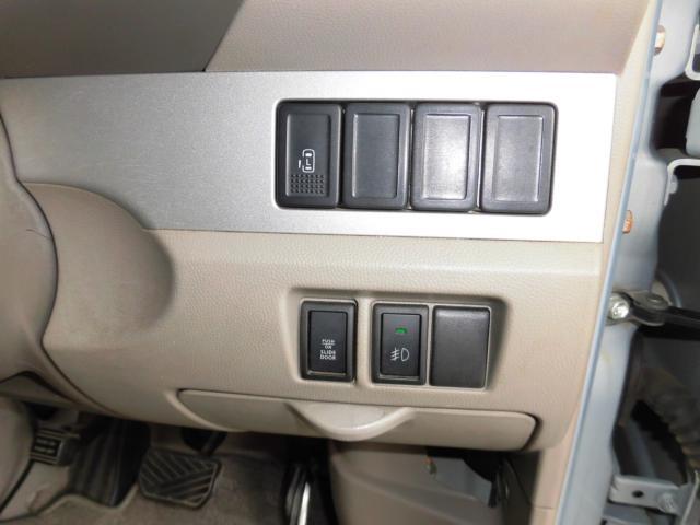 スズキ エブリイワゴン PZターボ ロールーフ ディスチャージ装着車