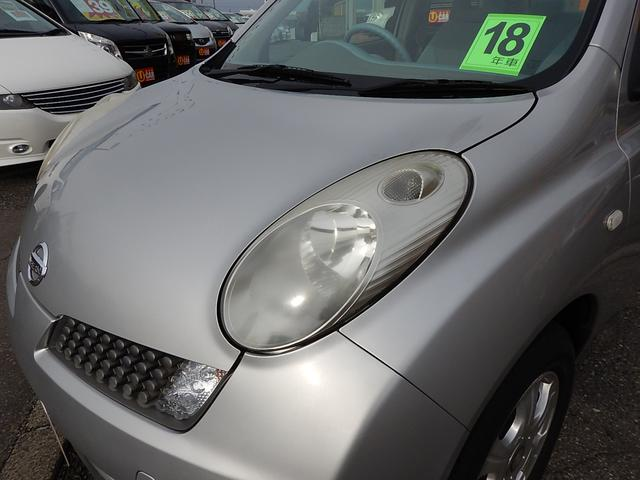 日産 マーチ 12E 後期モデル インテリジェントキー 1年保証付